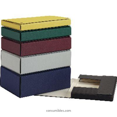 Comprar Carpetas proyecto carton 879205(1/6) de Pardo online.