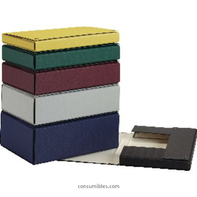 Comprar Carpetas proyecto carton 879231(1/6) de Pardo online.