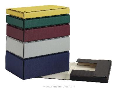 Comprar Carpetas proyecto carton 879310 de Pardo online.