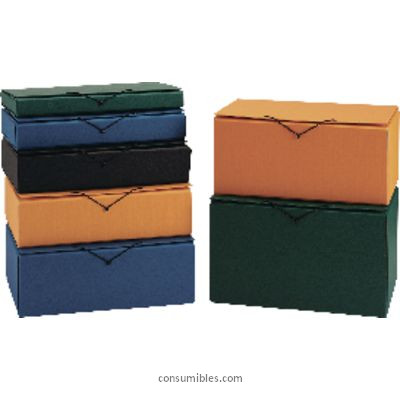 Comprar Carpetas proyecto carton 879655 de Pardo online.