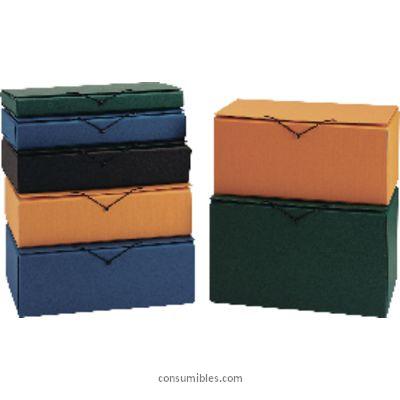 Comprar Carpetas proyecto carton 879701 de Pardo online.