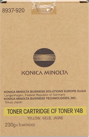 Comprar cartucho de toner 8937920 de Konica-Minolta online.