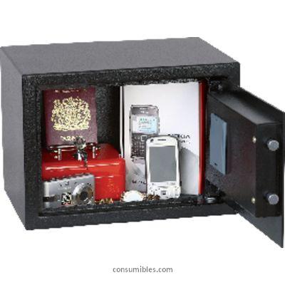 Cajas fuertes PHOENIX CAJA FUERTE 550720E 200X310X200 8,5L CERRADURA ELECTRONICA SS0722E