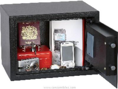 PHOENIX CAJA FUERTE SERIE SS0800E DIM.INTERIOR 240X340X210 MM 17L.CERRADURA ELECTRONICA REF.SS0802E