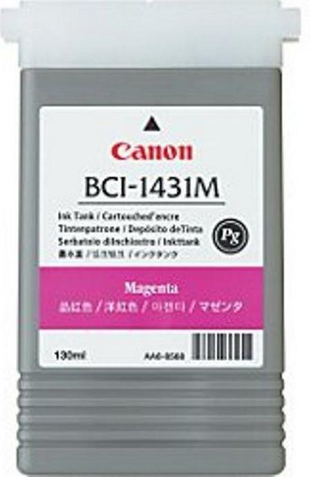 CARTUCHO DE TINTA CANON MAGENTA BCI-1431M