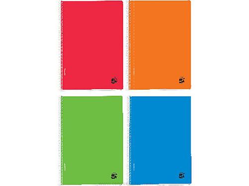 Comprar Cuadernos con espiral microperforados 902695 de 5 Estrellas online.