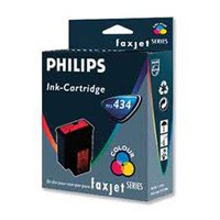 CARTUCHO DE TINTA COLOR PHILIPS PFA-434