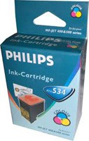 CARTUCHO DE TINTA COLOR PHILIPS PFA-534