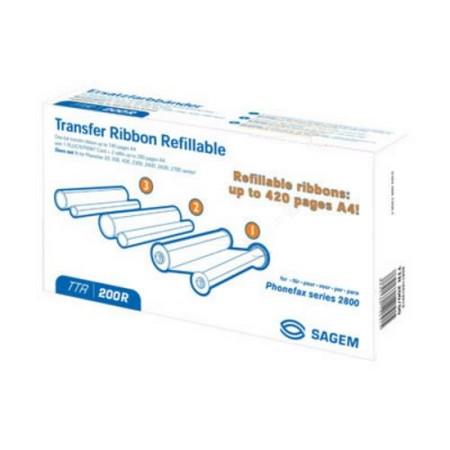 Comprar Cinta de transferencia termica 906115312013 de Sagem online.