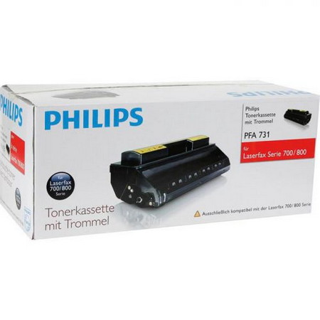 CARTUCHO DE TÓNER PHILIPS PFA-731