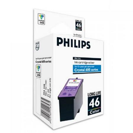 Cartucho de tinta CARTUCHO DE TINTA COLOR PHILIPS PFA-546