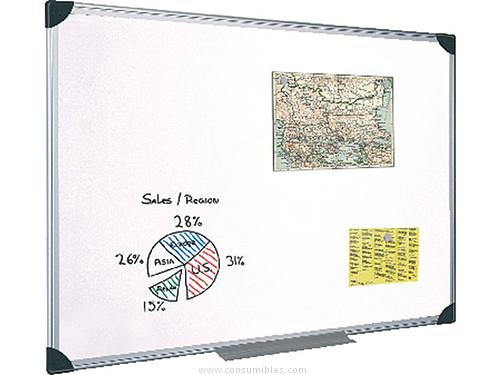 5 STAR PIZARRA MAGNETICA 120X180 MARCO ALUMINIO MA2706170