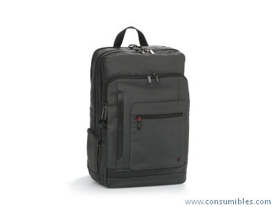 MOCHILA PARA PORTATIL DE 15 6´´ EXPEL COLOR GRIS HZPR18/557-01