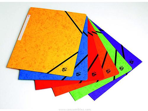 Comprar Carpetas con gomas carton 923205(1/10) de 5 Estrellas online.