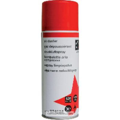 5 STAR SPRAY PACK 4UD PARA LIMPIEZA MATERIAL INFORMATICO 400ML 20450110