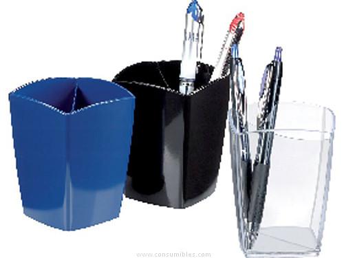 Complementos escritorio 5 STAR CUBILETES PORTALAPICES 70X100 AZUL POLIESTIRENO 1005380141