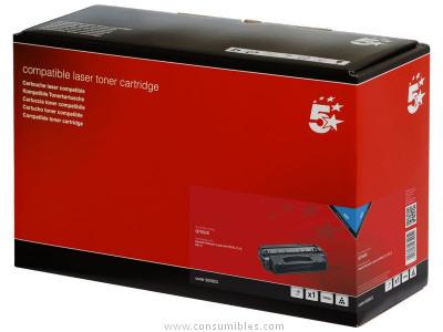 5 STAR TONER LASER NEGRO HP53X COMPATIBLE 4219046