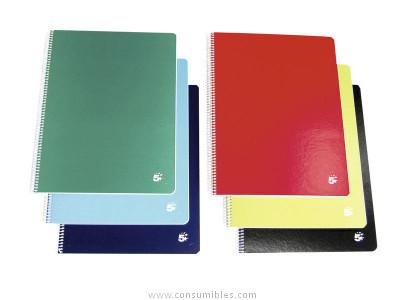 Comprar Cuadernos con espiral 926891 de 5 Estrellas online.