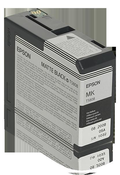 Comprar cartucho de tinta C13T580800 de Epson online.