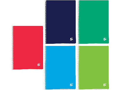 Comprar Cuadernos con espiral 932036 de 5 Estrellas online.