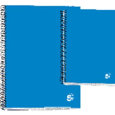 Comprar Cuadernos con espiral 932060 de 5 Estrellas online.
