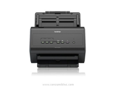 BROTHER SCANNER A4 30PPM ADF 50 PGS USB 2.0 DIRECT SCAN MEMORY 64GB E MAIL LAN GIGABIT ADS2400N