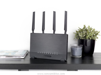 SITECOM AC1900 HIGH COVERAGE DUAL BAND WI FI ROUTER WLR 9000