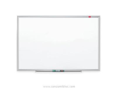 NOBO PIZARRA NANO CLEAN STEEL 600X450 1905166