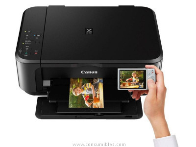 IMPRESORA MULTIFUNCION TINTA PIXMA MG3650 /COLOR/4.800 X 1200/WIFI/NEGRO 0515C006AA