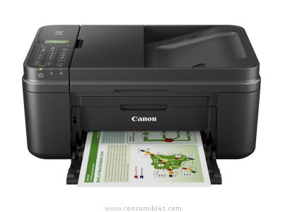 IMPRESORA MULTIFUNCION TINTA PIXMA MX495 /COLOR/4.800 X 1200/A4 /WIFI/NEGRO 0013C009AA