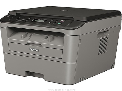 Impresoras laser o led BROTHER IMPRESORA MULTIFUNCIÓN LASER DCP-L2500D MONOCROMO 26 PPM 600X600 DPI A4 DCPL2500D