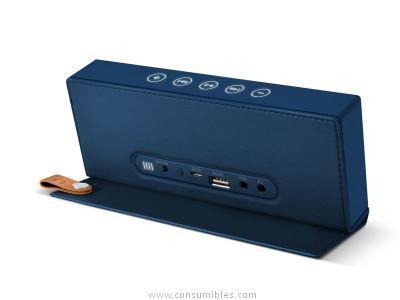 FRESH N REBEL ALTAVOZ ROCKBOX FOLD INDIGO BLUETOOTH AZUL 1RB4000IN