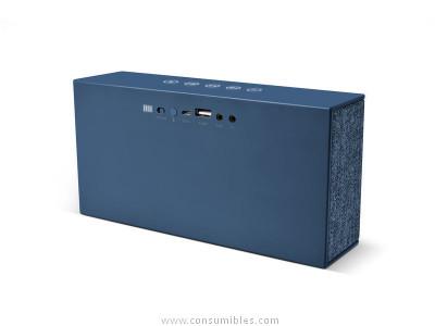 FRESH N REBEL ALTAVOZ ROCKBOX CHUNK INDIGO BLUETOOTH AZUL 1RB5000IN