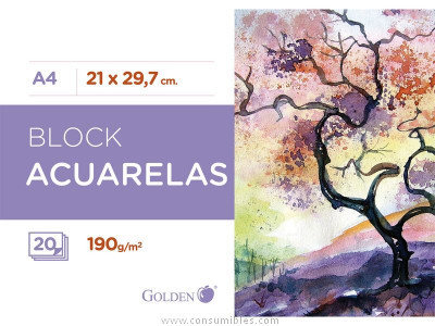 Comprar Cuadernos con espiral 942133 de Golden online.