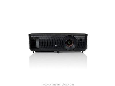 OPTOMA PROYECTOR DLP WXGA-3200 LÚMENES-1280 X 800 PÍXELES-HDMI-NEGRO W331