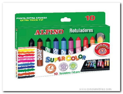Comprar Rotuladores 944442 de Alpino online.