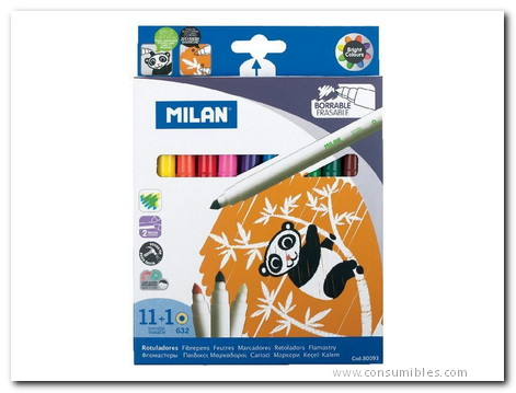 Comprar Rotuladores 944535 de Milan online.
