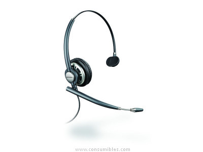 PLANTRONICS AURICULARES ENCOREPRO HW 710 MONOAURAL QUICK DISCONNECT