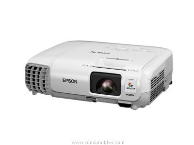 EPSON PROYECTOR 3LCD EB S27 2700 1890 LUMENES USB V11H694040