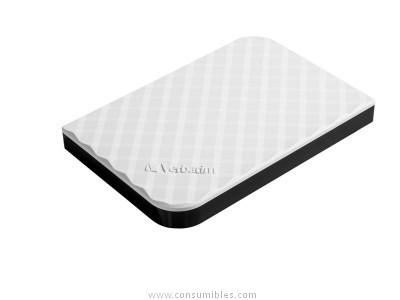 VET HDD USB 3.0 2,5 1TB STORE N GO GEN 2 WHITE 53206