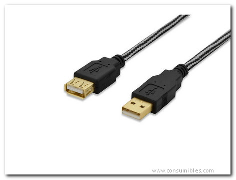 EDNET CABLE USB 2.0 A MICRO B 1.8MT 84200
