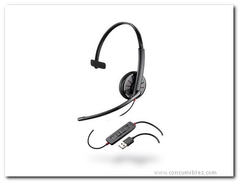 PLANTRONICS AURICULAR CABLE (USB-JACK) BLACKWIRE C315 M
