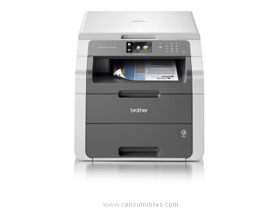 IMPRESORA MULTIFUNCION LASER LED COLOR DCP-9015CDW 2400 X 600 PPP-18PPM-WIFI DCP9015CDW