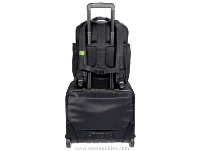 LEITZ MOCHILA PORTATIL 15,6 SMART TRAVELLER NEGRO 60170095