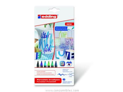 Comprar Rotuladores en estuche 949292 de Edding online.
