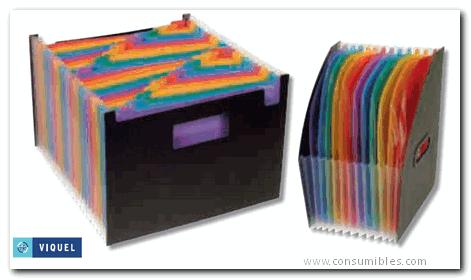 Comprar Clasificadores acordeon fuelle 949641 de Viquel online.