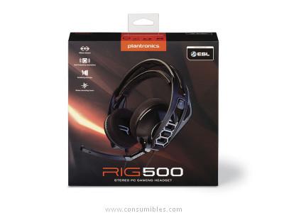 AURICULAR RIG 500 203801-05