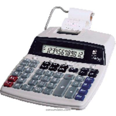 Calculadoras impresoras 5 ESTRELLAS CALCULADORA SOBREMESA IMPRESION 512PD 12 DIGITOS PANTALLA LCD KC-P69PLUS