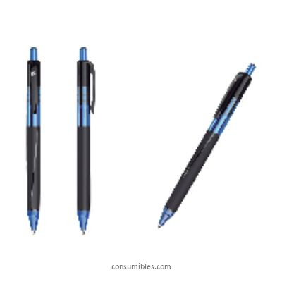 5 STAR ROLLER AZUL TRAZO 0,5 MM TINTA GEL 961044