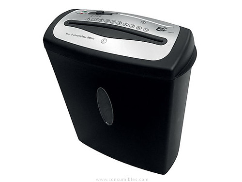 5 ESTRELLAS SHREDDER 4X33MM PARTICLES 08XCD2 15 LITRES CAPACITY FXD85B